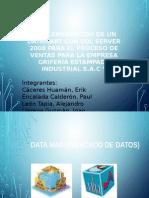 Clase Data Mart