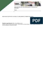 Ideologia Positivista, Estado e Planejamento Urbano No Brasil Em 16-02-2010