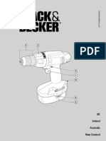 Black&Decker Cd12c Typ 2 Manual