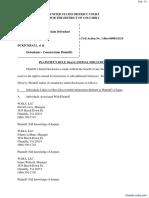 WAKA LLC v. DCKICKBALL et al - Document No. 13