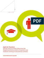 Aptis for Teachers Brochure Online Version 2-1