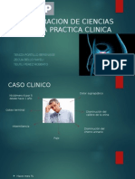 Integracion de Ciencias Con La Practica Clinica