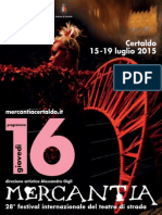 Mercantia 2015 - seconda giornata