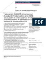 Español CANMAT Bipolar Disorder Guidelines