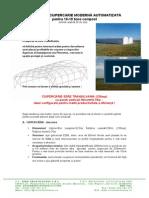 Oferta Ciupercarie 6x22.5m 2012