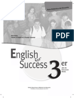 ENGLISH SUCCESS 3