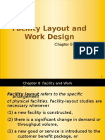 Facility Layout and Work Design