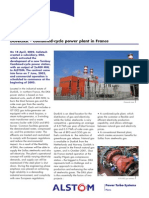 Dunkerque Project Sheet (Alstom and Standardkessel)
