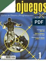 Curso de diseño y programaciòn de videojuegOs (scanNEd by craSsus) fascículo 01