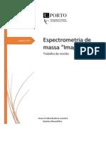 Espectrometria de Massa Imaging