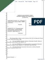 Omni Innovations LLC v. Ascentive LLC et al - Document No. 28