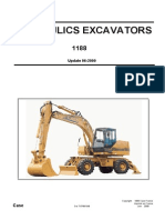 Case Hydraulics Excavators 1188 Shop Manual