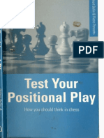 Bellin and Ponzetto - Test Your Positional Play