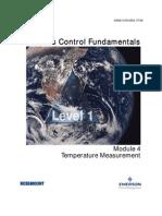 4 Temperature Measuremnt Training
