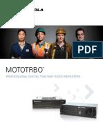 Mototrbo Repeater Brochure