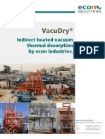 7econ Industries - Fact Sheet - VacuDry