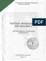 Vestigii Arheologice Din Moldova.Chişinău 1997