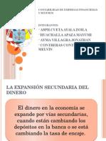 104240517 La Expansion Secundaria Del Dinero