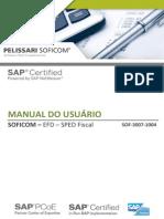 So-001-1- Soficom - Manual Do Usuario Efd Sped Fiscal