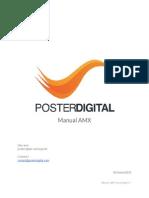 PosterDigital AMX Manual
