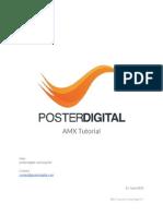 PosterDigital AMX Tutorial