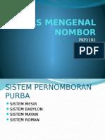 m2 Pkp3183 Sistem Pengankaan