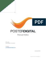 PosterDigital IAdea Manual