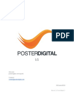 PosterDigital LG Manual