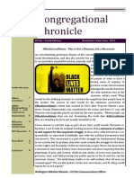 Congregational Chronicle June 2015 PDF
