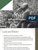 Bhutto Era