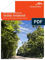 Manual Do Sistema de Meio Ambiente