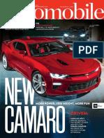 Automobile - July 2015 USA