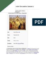 Anunciación entre los santos Ansano y Margarita.docx