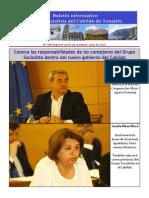 Boletín del Grupo Socialista del Cabildo de Tenerife 000. Julio 2015