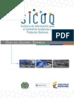 Guía Del Usuario-Empresa - SICOQ 2015