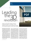 Leading 3D Revolution Aerospace Defense Winning Program Prime Magazine Article