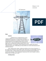 Transmission Towers Research Paper