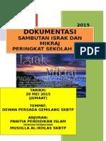 Dokumentasi Israk Dan Mikraj