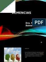 DEMENCIAS Unifranz Bq