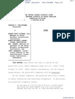Willingham v. Avery Mitchell Correctional Institute et al - Document No. 4