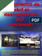 Clasamentul de Vu00E2rf Al Descoperirilor Pur Romu00E2neu015Fti