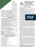 Boletim - 21 de Junho de 2015