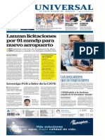 GradoCeroPress Portadas Medios Nacionales Mier 08 Julio 2015