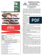Boletim - 05 de Julho de 2015