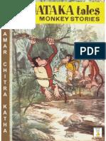 543 Jataka Tales - Monkey Stories