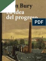 Bury John La Idea Del Progreso 1920