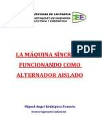 Maquina sincrona aislada.pdf