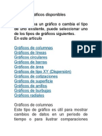 Tipos de Gráficos Disponibles