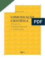 Comunicação Ciêntífica - Cristina Marques Gomes