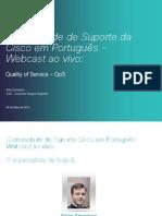 Quality of Service - Qos - Apresentacao
